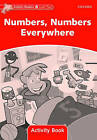 Dolphin Readers Level 2: Numbers, Numbers Everywhere Activity Book by Oxford University Press (Paperback, 2006)