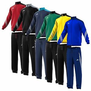 ee7a17a6189949 Image is loading Adidas-Boys-Tracksuits-Kids-Junior-Football-Tops-Pants-