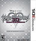 Kingdom Hearts 3D: Dream Drop Distance -- Mark of Mastery Edition (Nintendo 3DS, 2012)