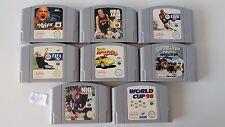Jeux Nintendo 64 ! Lot 145