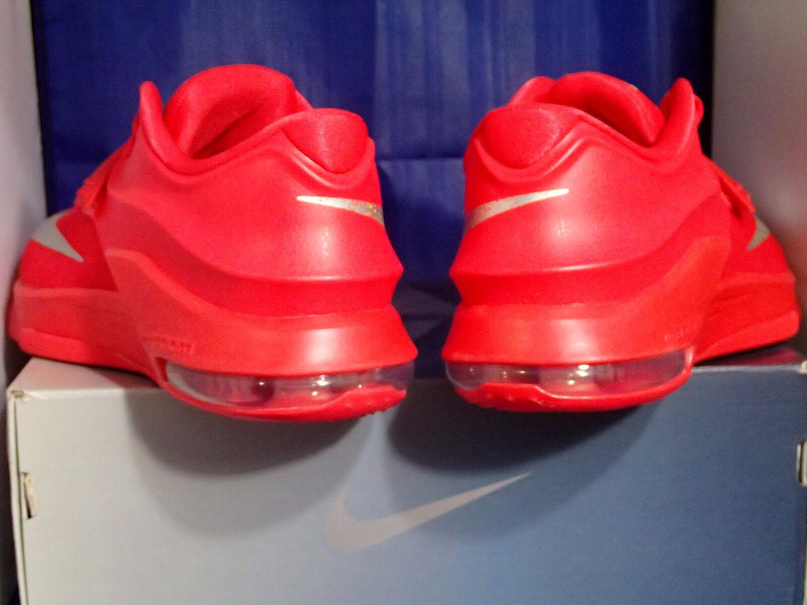 Nike kd vii il 7 ottobre rosso globale dei kevin giochi kevin dei durant sz 12 (653996-660) 9ab59e