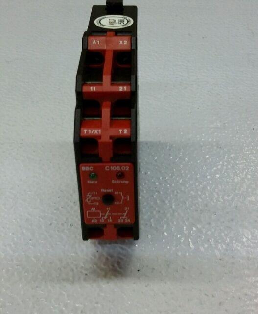 BBC Brown Boveri B9-00 Control Contactor Coil 12A 500V #011C9