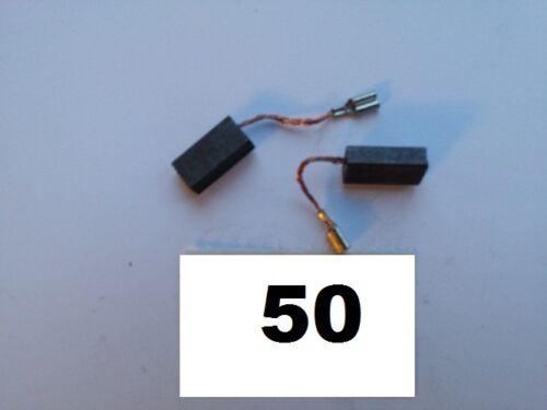 Carbon Brushes Replacement powerbase PowerCraft Aldi ryobi wicks Electric Motor