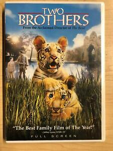 Two Brothers (DVD, 2004) - F0317