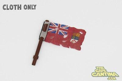 LEGO Custom Flag WW2 World War 2 WW1 Canada Commonwealth Flag Custom Cloth