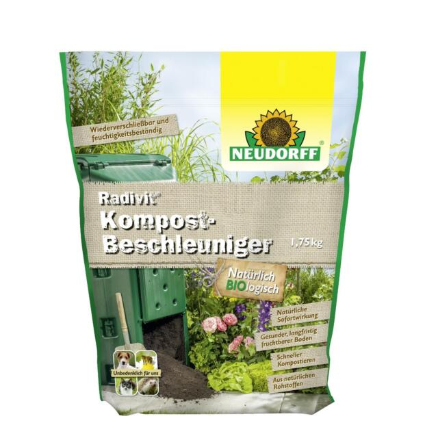 Kompost beschleuniger