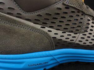 huge selection of cde91 babf4 Image is loading Nike-Lunar-LDV-Trail-Mid-Lunarlon-Sneaker-boot-