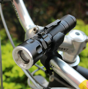 Bicycle-Lights-Front-Light-CREE-XML-T6-LED-Flashlight-1600-LM-Holder-FL6005