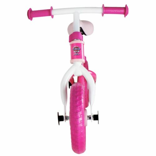 PAW PATROL BICYCLE WITH ADJUSTABLE SEAT PINK//WHITE OPAW043-F