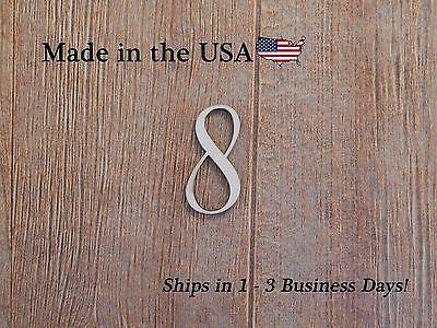 Wood Number,Elegant Font, Address Numbers, Number, Room ...