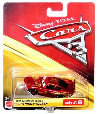 Disney Cars 3 Target Rusteze Racing Center Lightning Mcqueen
