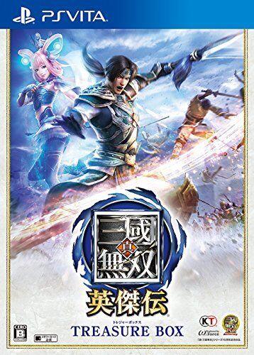 barato Nuevo PS Vita Dynasty Warriors Yingjie den Caja De De De Tesoro importación Japón  ahorra hasta un 50%