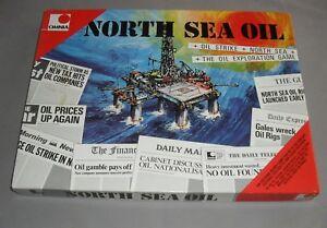 Jeu de société de stratégie en mer du Nord Omnia 1974 Complete Mint Mib Rare