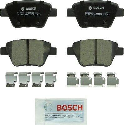 Disc Brake Pad Set-Quietcast Ceramic Pads Rear Bosch BC1456