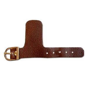 Details about TRADITIONAL ARCHERY LEATHER THUMB RING HL# LTR-101