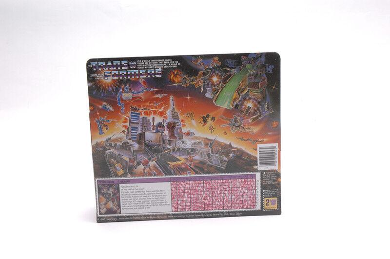 Transformers G1 Octane Triple Changer Vintage Reissue Roboter Weihnachten Weihnachten Weihnachten TOP 80b108