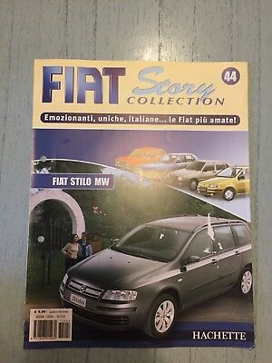 "Diecast & Toy Vehicles Fiat Story Collection "" Fiat Aa-zelle Mw"" Hachette-datei Choice Materials"
