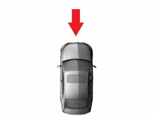 PANNELLO frontale supporto radiatore proteggi-ANGOLA compatibile con Ford Kuga 2013-2016