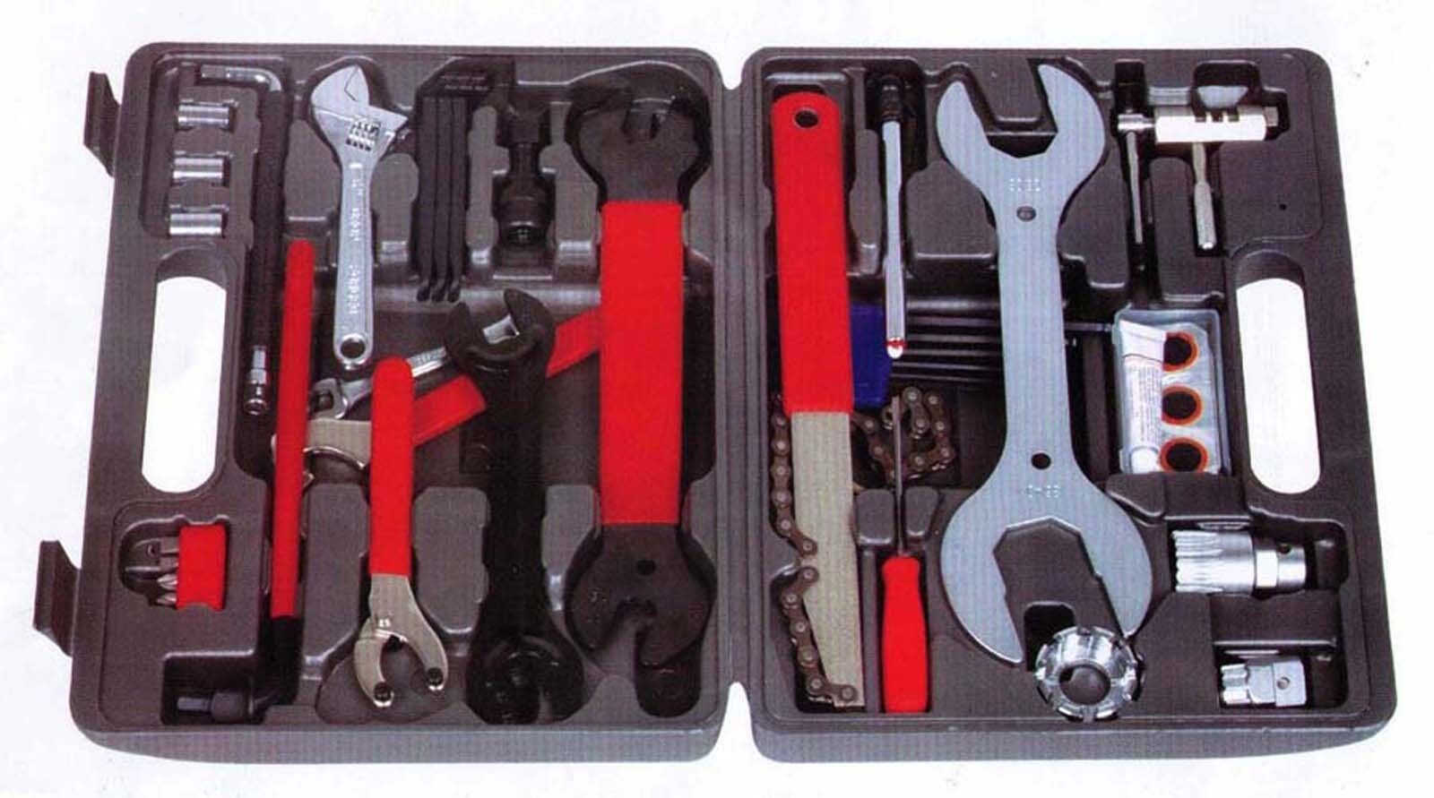 44pcs Brand New  Home Mechanic Bike Bicycle Tool  Kit   affordable