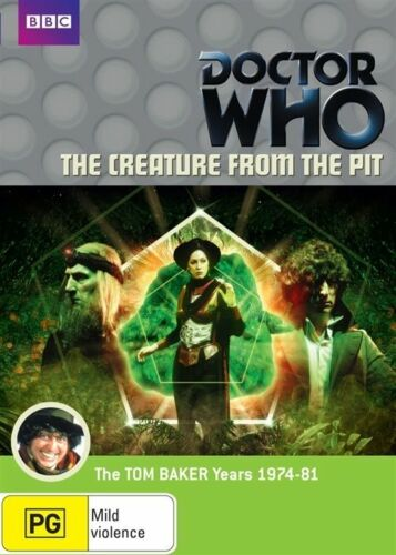 1 of 1 - Doctor Who - The Creature From The Pit (DVD, 2010)