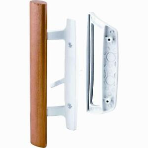 Image Is Loading Sliding Glass Patio Door Handle Security Lock Wood