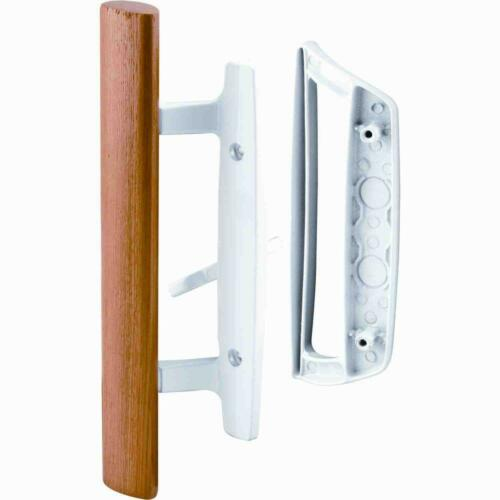 Sliding Glass Patio Door Handle Security Lock Wood Set Lever Latch Hardware New