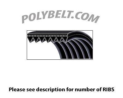 D/&D PowerDrive 360J12 Poly V Belt