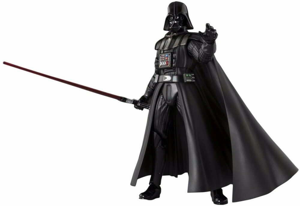 S.H.Figuarts Star Wars Darth Vader Actionfigur Bandai Tamashii Nationen Japan
