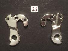 #33 Posteriore Deragliatore Mech Gear Hanger in alto Drop Out bullone di montaggio incluso