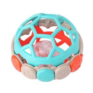 Kanz-Raupen-Rassel-ab-3-Monate-Spielzeug-Kleinkinder-Babyrassel-Baby-Motorik