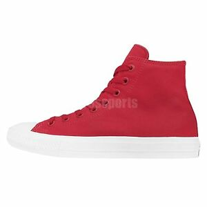 Converse Chuck Taylor All Star Signature II 2 Red Lunarlon Mens Shoes 150145C
