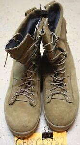 555b66f8a64 Details about McRae Footwear Vibram Army Combat Boots Size:11.5 W GoreTex D2