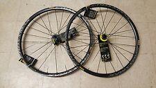 Mavic Crossmax Pro Carbon Cross Country Mountain bike bicycle MTB Wheelset   29