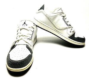 Nike-Jordan-1-Flight-2-Low-Shoes-Men-039-s-Size-9-5-654465-103-M-120