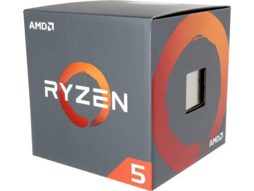 AMD RYZEN 5 1600 6-Core 3.2 GHz 3.6 Turbo Socket AM4 65W Desktop Processor