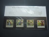 GB Stamps The Civil War Presentation Pack No 228, 16 June 1992