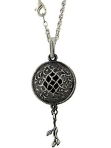 Pewter-Celtic-Vine-Diffuser-Pendant-on-24-034-Chain