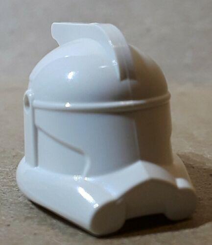 Genuine LEGO Star Wars Misprint Error Helmet Blank Rare