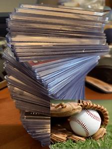 MLB Baseball Card Singles & Lots, You Pick: RC, Patch, Auto, #ed, Inserts, HOF