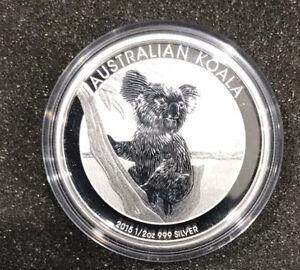 2014 Australian Koala 1 Oz. 999 Pure Silver Coin