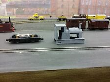 009 OO9 Steam Saddle tank locomotive body