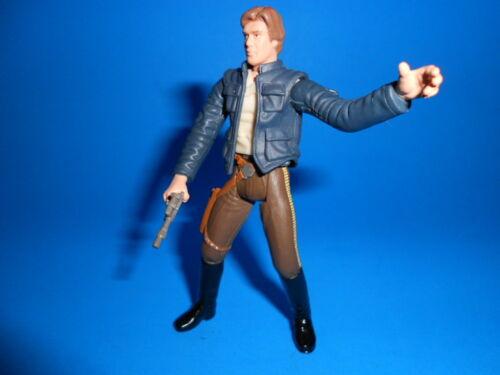 Star Wars 2000 Potj Vintage Style Han Solo Bespin Cloud City ~ Blaster