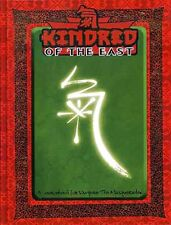 KINDRED OF THE EAST WW2900 NM! Vampire the Masquerade White Wolf Oriental Asian