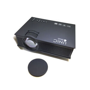 Проектор Unic UC 46 Mini, беспроводной (Wi-Fi), 1080p