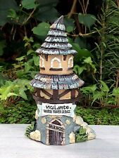 Fairy Garden Fun Fountain Of Youth Well Medieval Times Mini Dollhouse GC311