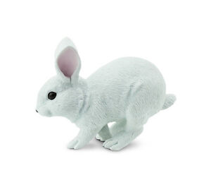 WHITE-BUNNY-RABBIT-Replica-266629-NEW-for-2017-FREE-SHIP-USA-with-25-SAFARI