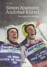 Simon Ammann & Andreas Küttel: Wälti, Marc