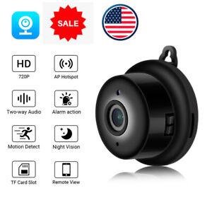 Camara-espia-Videocamara-Mini-HD-1080P-Inalambrico-Wifi-IP-de-seguridad-vision-nocturna-DV-DVR