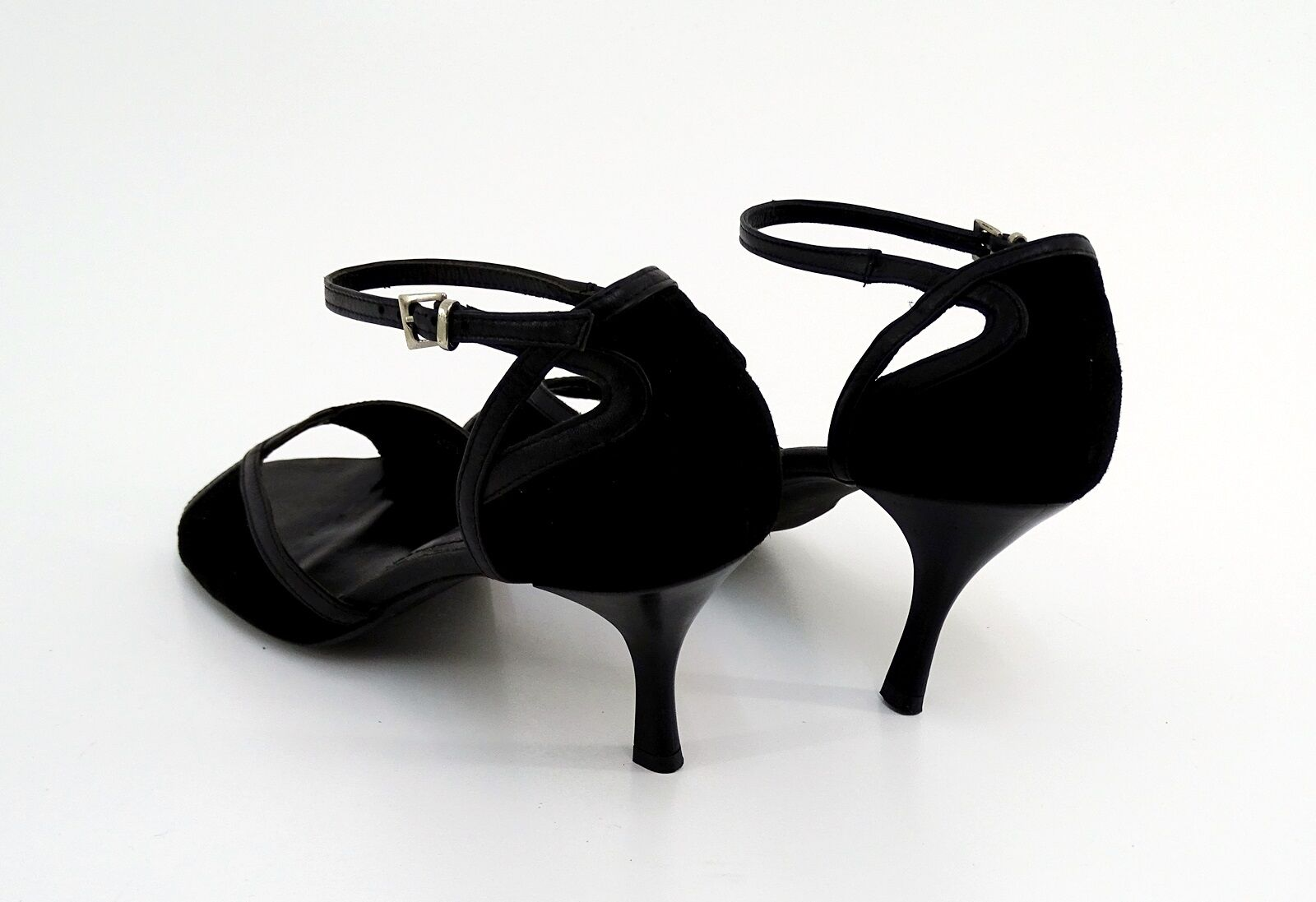Sandalen Brado Stiletto 40 Echtleder schwarz Gr. 40 Stiletto 7c25ec