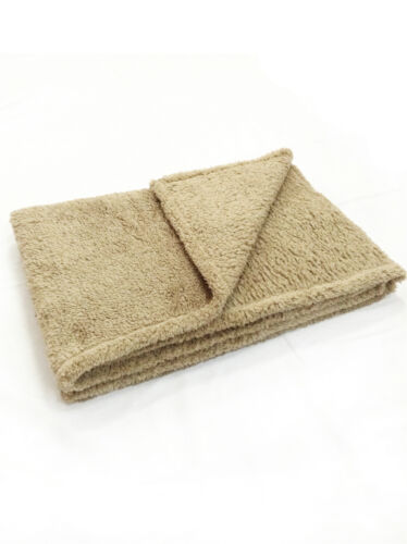 Cuddly Thick Luxury Super Soft Teddy Bear Throws Warm Sofa Bed Blanket Throw